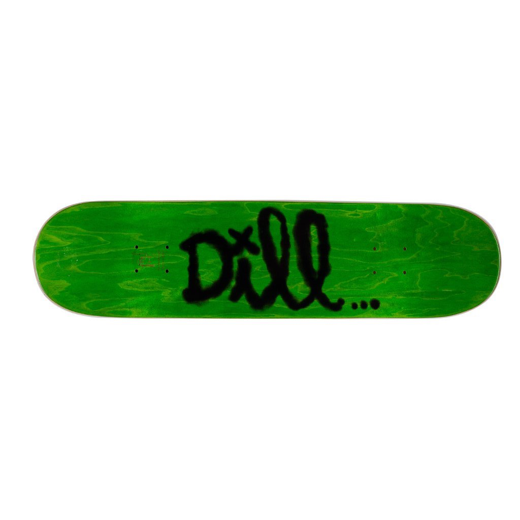 Fucking Awesome Jason Dill 8-1/8 inch wide - Drawing