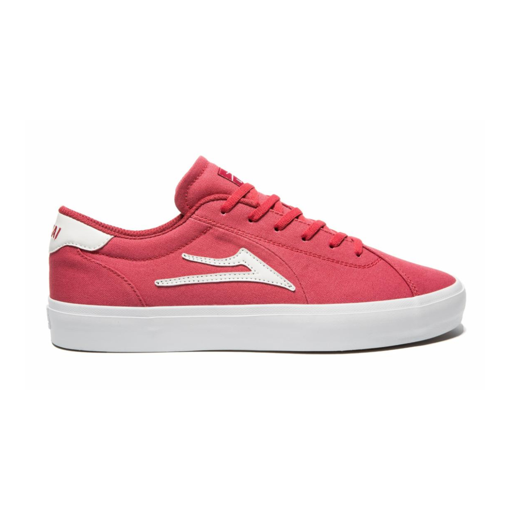 Lakai Flaco 2 - Red Canvas