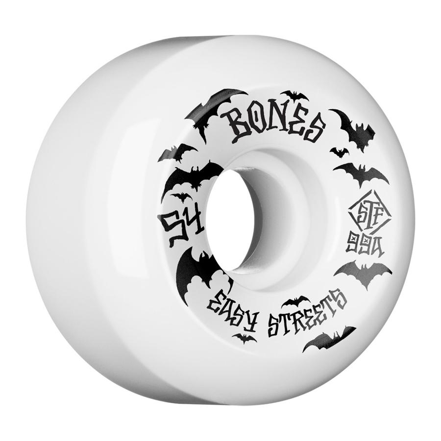 Bones STF V5 54mm 99a Sidecut - Bats