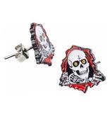 Powell Peralta Ripper Earrings