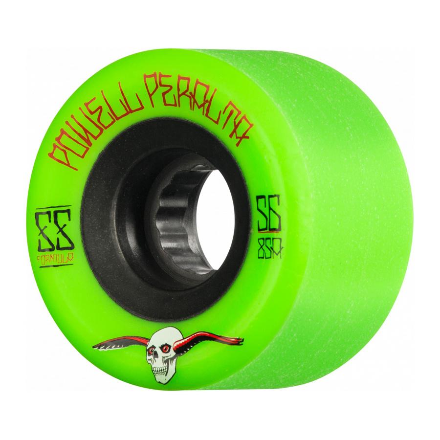 Powell Peralta G-Slides 85a 56mm - Green