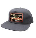 Krooked Car Club - charcoal