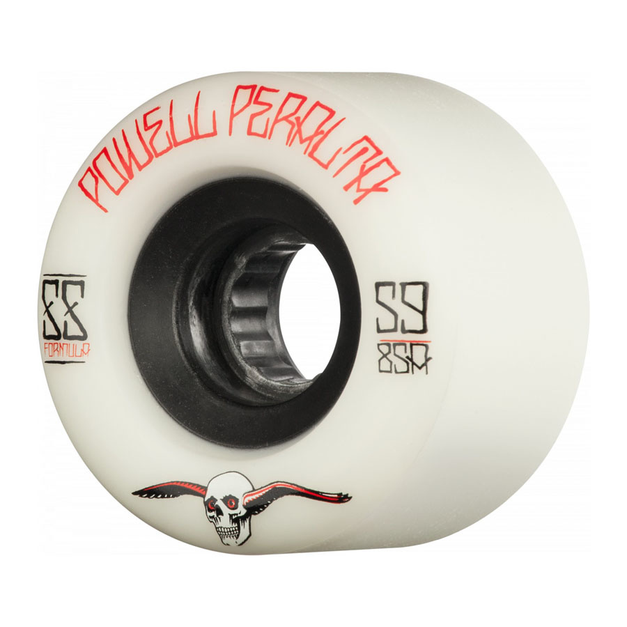 Powell Peralta G-Slides 85a 56mm - White