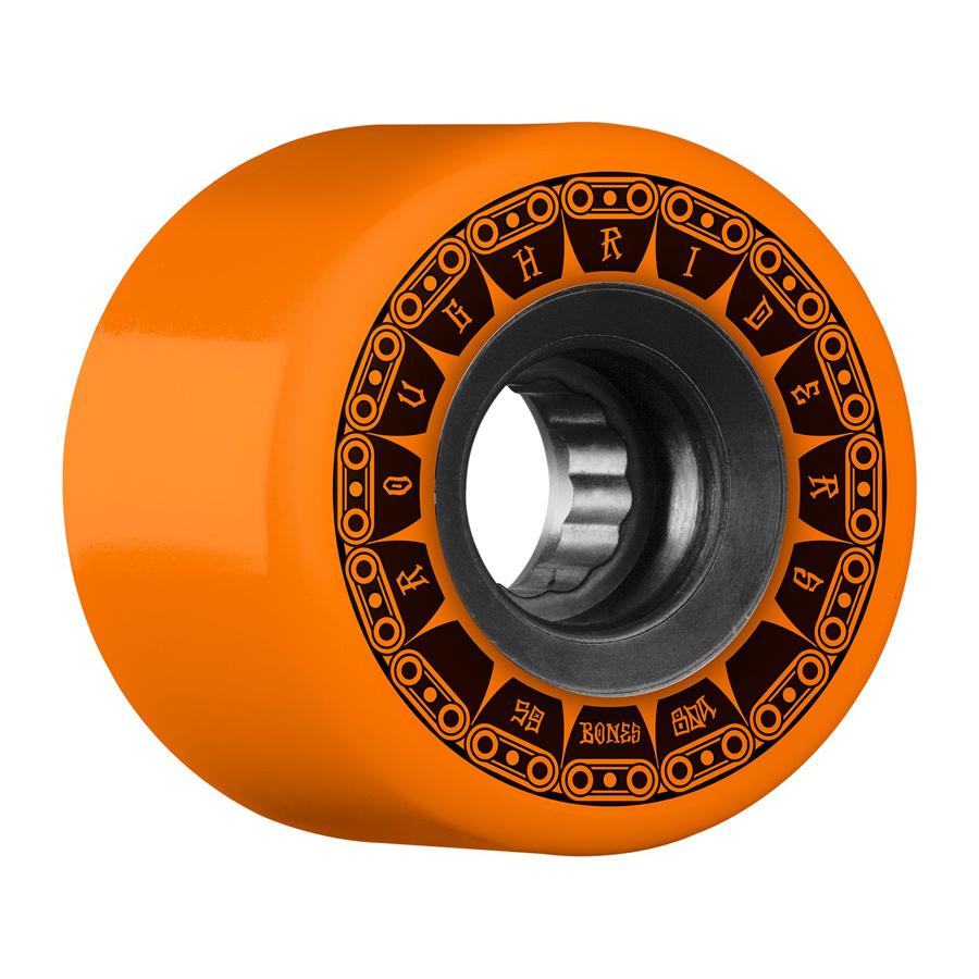 Bones Rough Riders 59mm 80A - Orange