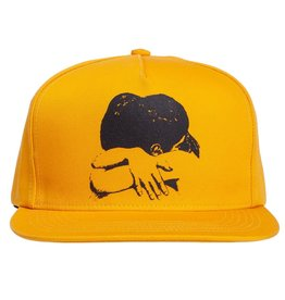 Fucking Awesome Embrace Snapback Cap - Gold