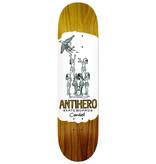 Anti-Hero John Cardiel 8-3/8 inch wide - Oblivion