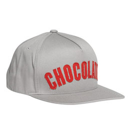 Chocolate League 5-panel - charcoal
