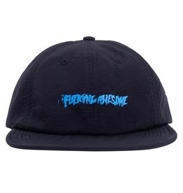 Fucking Awesome Stamp Snapback Cap - Black