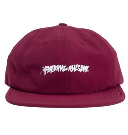 Fucking Awesome Stamp Snapback Cap - Maroon