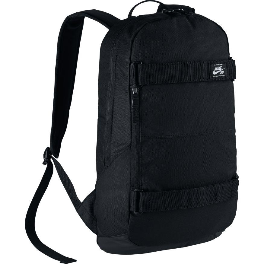 Nike Nike SB Courthouse Backpack - Black/Black/White
