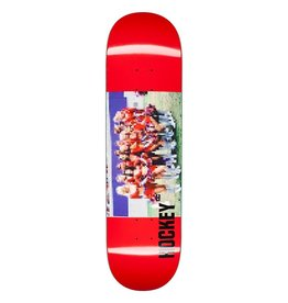 Hockey Cheerleader 8-3/8 inch wide - Red