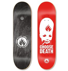 Black Label Choose Death 8-3/4 inch wide