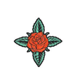 Santa Cruz Eric Dressen Rose Kit Lapel Pin