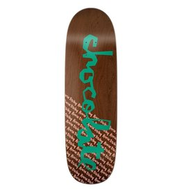 Chocolate Raven Tershy 9-1/4 inch wide - Original Chunk Couch Deck