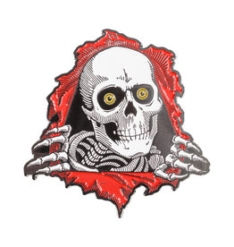 Powell Peralta Ripper Pin - Red