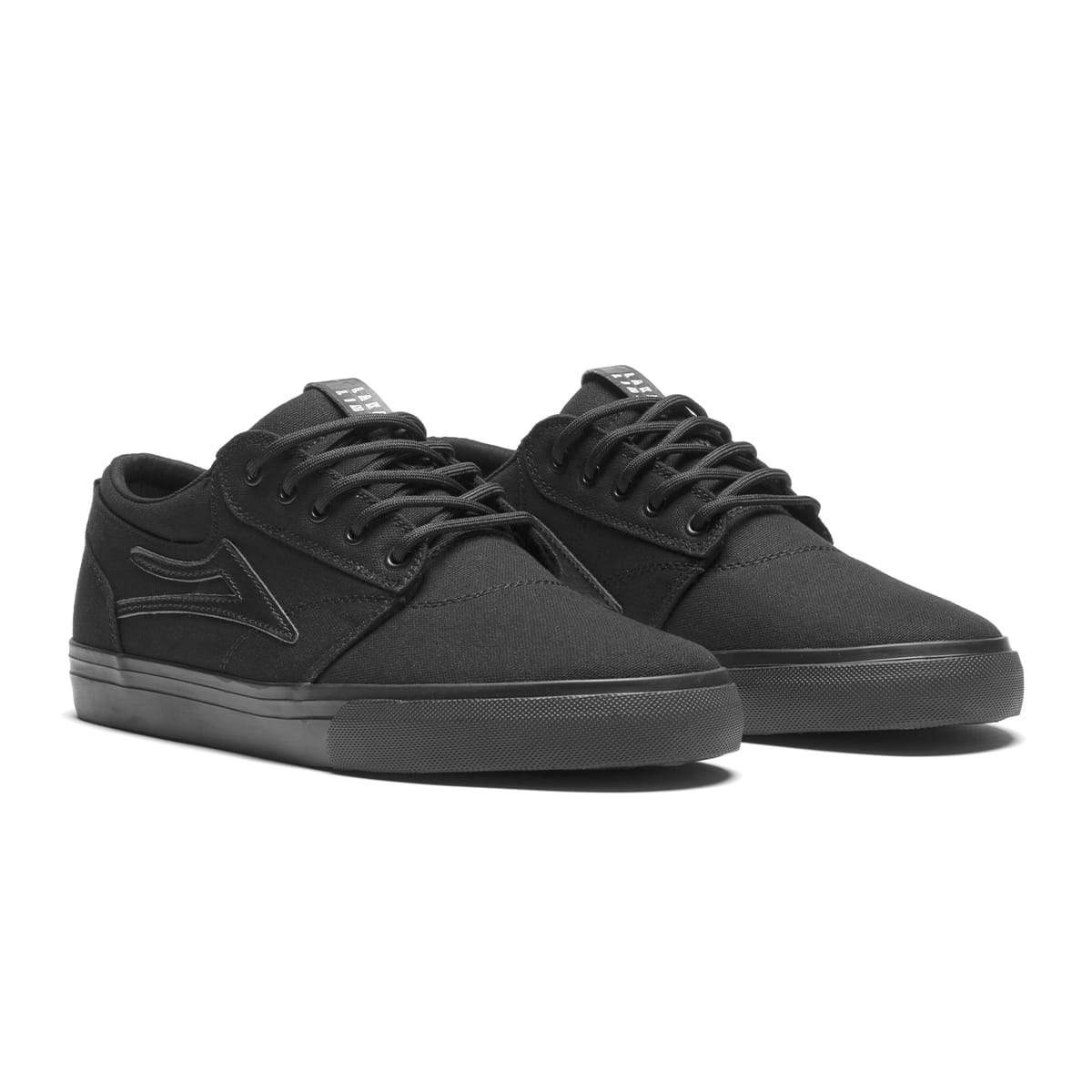 Lakai Griffin - Black/Black Canvas