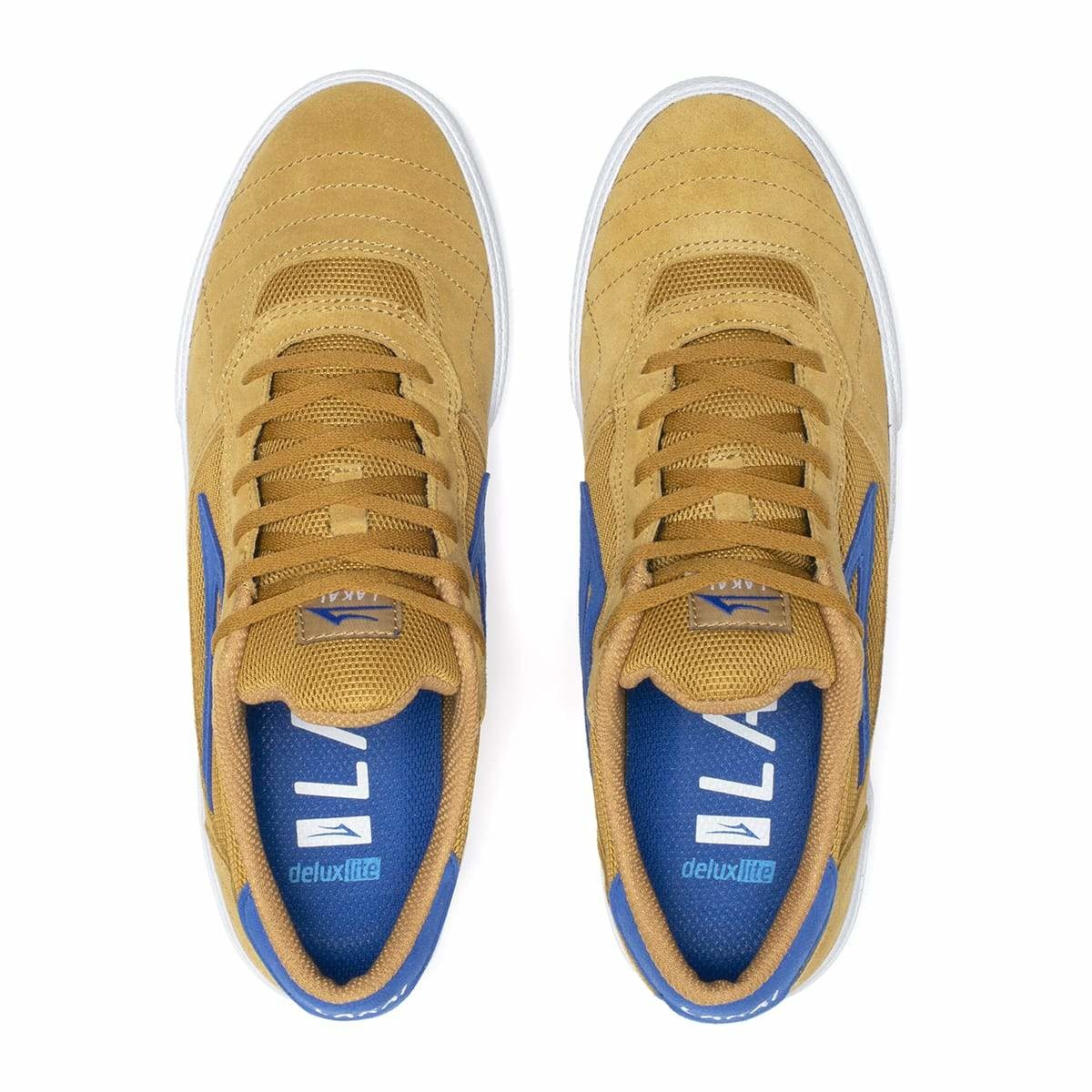 Lakai Cambridge - Gold Suede