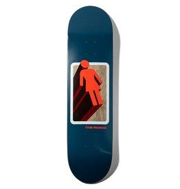 Girl Tyler Pacheco 8-1/8 inch wide - 3D OG