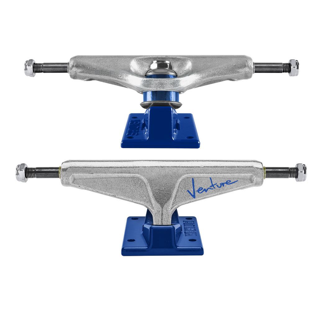 Venture 2 - 5.2 Hi Polished - 92' Blue