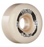 Bones CJ Collins STF V6 54mm 99a Wide Cut - Swirkle