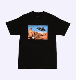 Quasi UFO Tee - Black