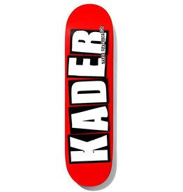 Baker Kader Sylla 8 inch wide - Logo