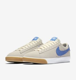 Nike Blazer Low GT - Pale Ivory/Pacific Blue-White