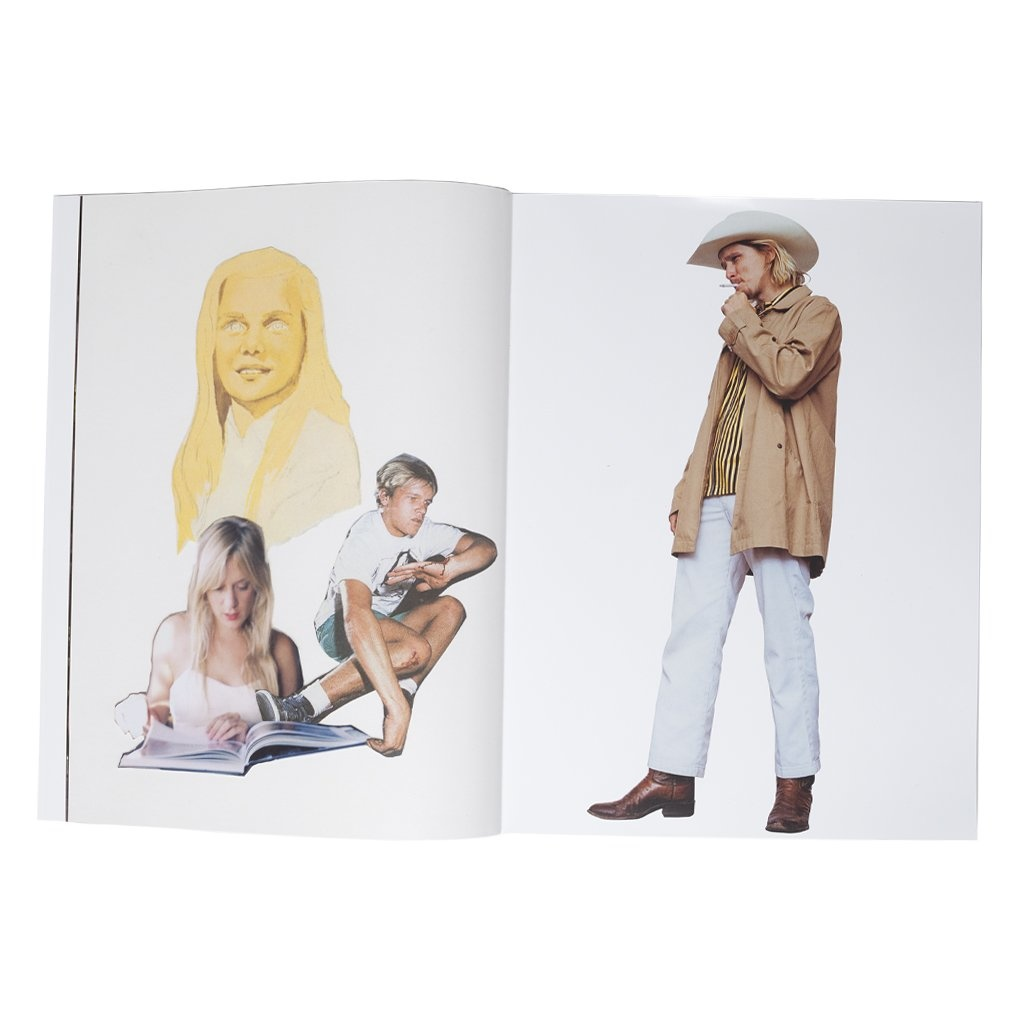 Fucking Awesome Actual Visual Guidance - 9 x 12 inch 288 page book