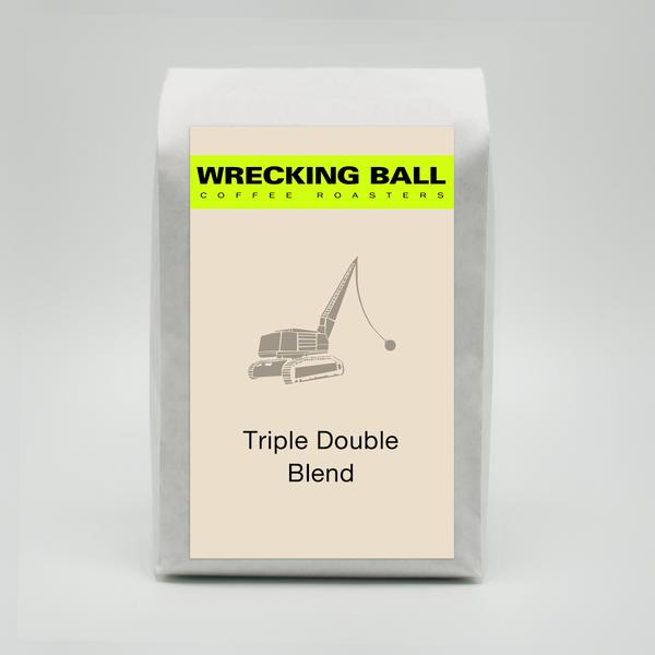 Wrecking Ball Triple Double Blend 12oz (340g)