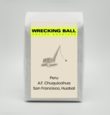 Wrecking Ball Peru A.F. Chuquicahua San Francisco, Huabal 12oz (340g)