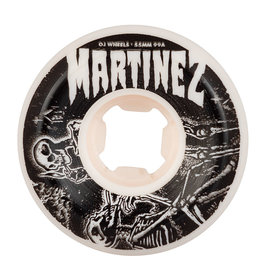Milton Martinez Elite Hardline 55mm 99a - Smoke Bros