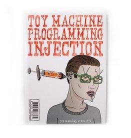 Program Injection DVD