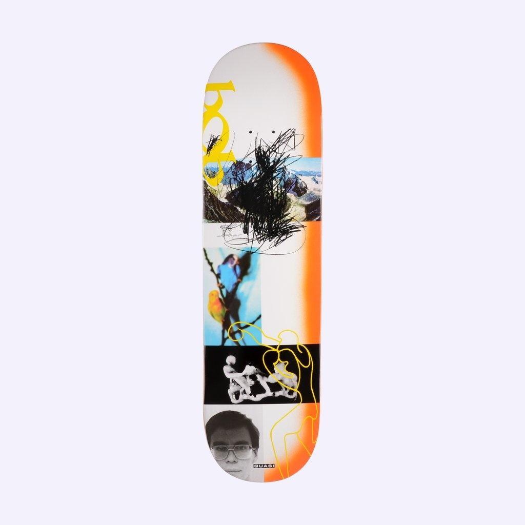 Quasi Bobby De Keyzer 8-1/2 - Debut Orange