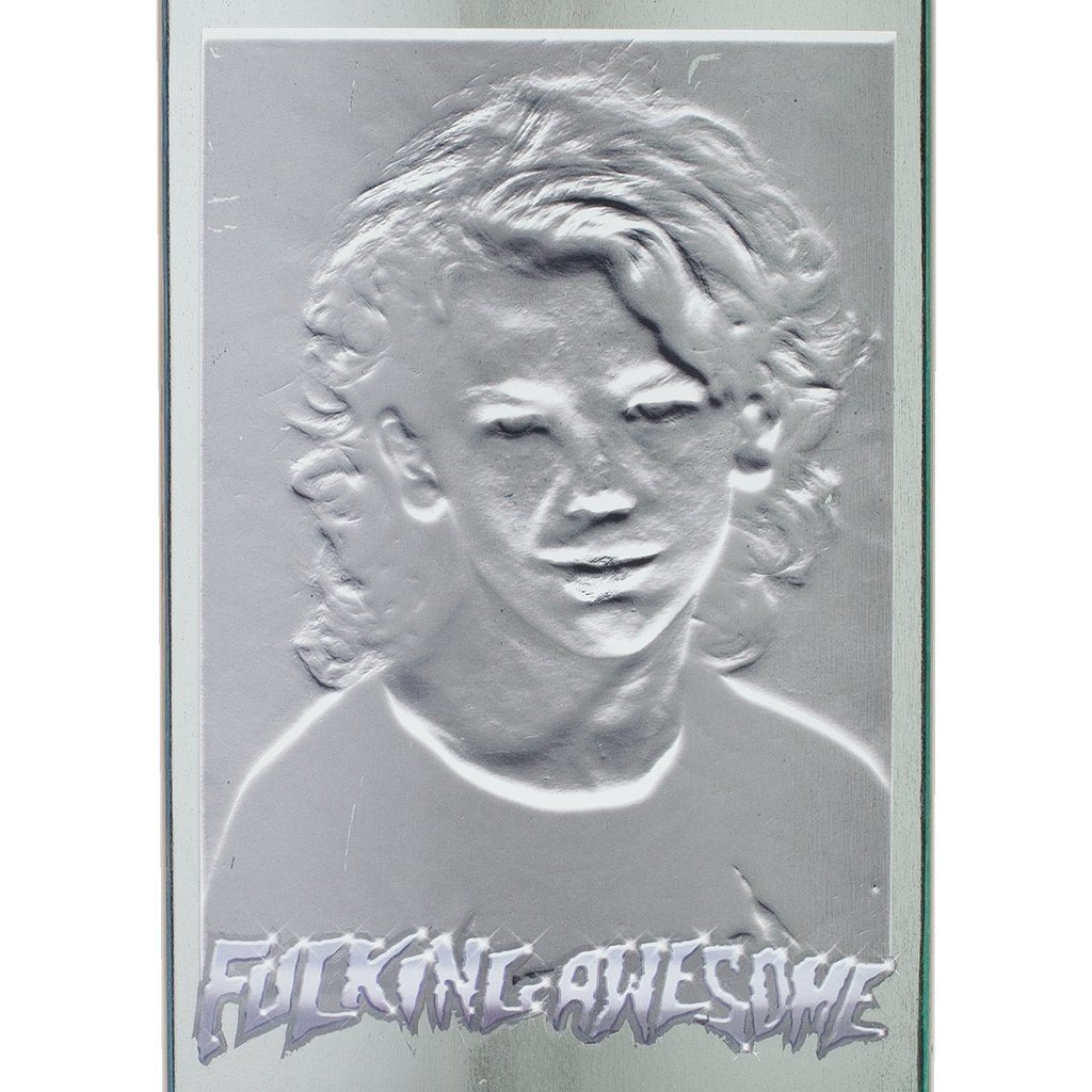 Fucking Awesome Jason Dill 8-1/2 inch wide - Class Photo Chrome