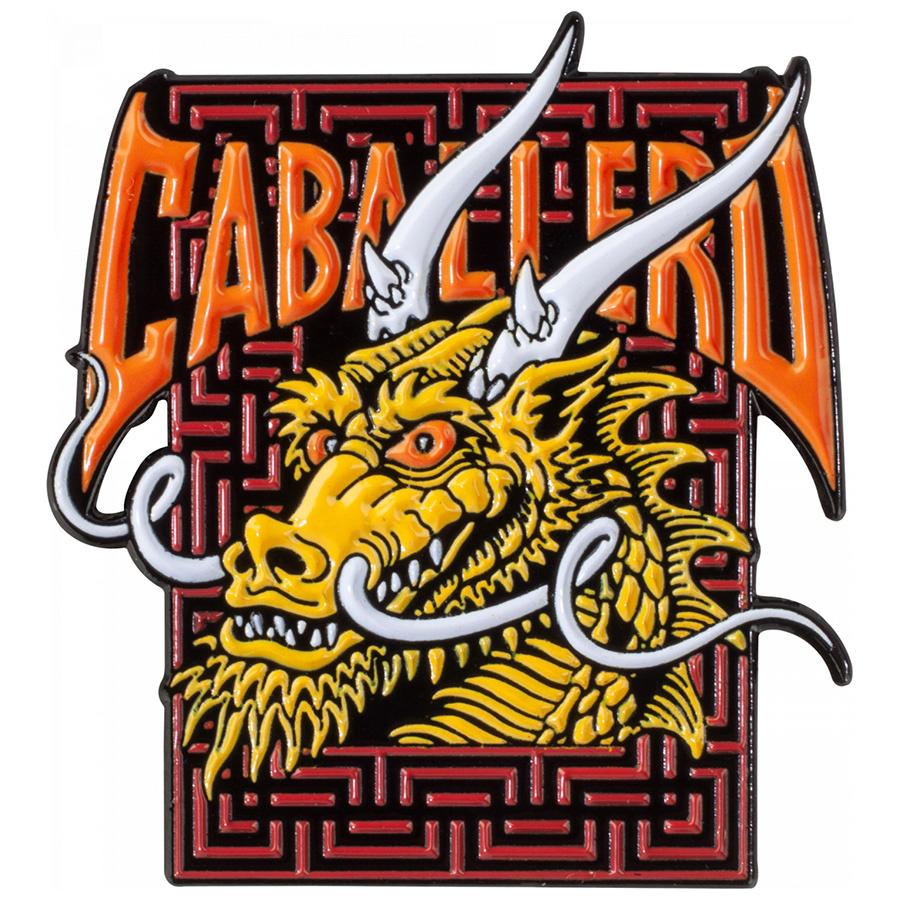 Powell Peralta Steve Caballero Street Dragon Pin