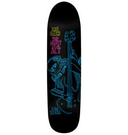 Krooked Ronnie Sandoval 8-1/4 inch wide - Night Act