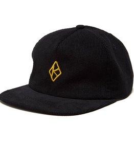 Krooked Corduroy Diamond K Cap