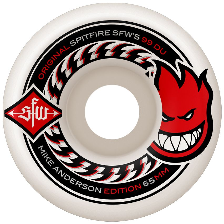 Spitfire 55mm Mike Anderson 99A