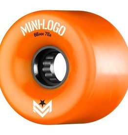 Mini Logo A.W.O.L. 66mm 78A - orange