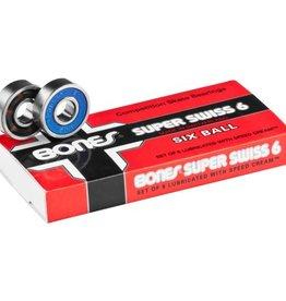 Bones Super Swiss 6-Ball (8-pack)