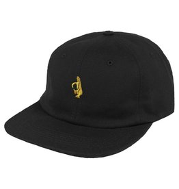 Krooked Shmolo Cap - black