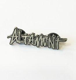 Altamont Logo lapel pin
