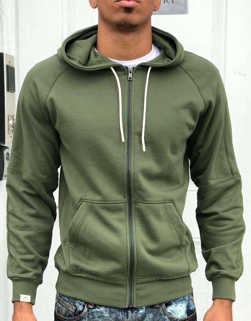 PUBLISH OLIVE TERRY HOODIE