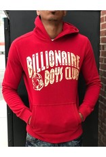 BILLIONAIRE BOYS CLUB CHILLI PEPPER BB ARCH POPOVER HOODIE