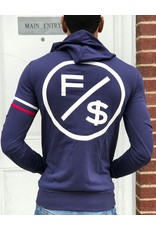FLY SUPPLY 2 BAND$ HOODY