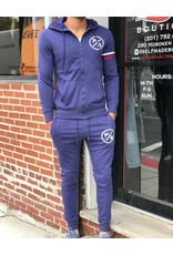 FLY SUPPLY 2 BANDS SWEATPANTS