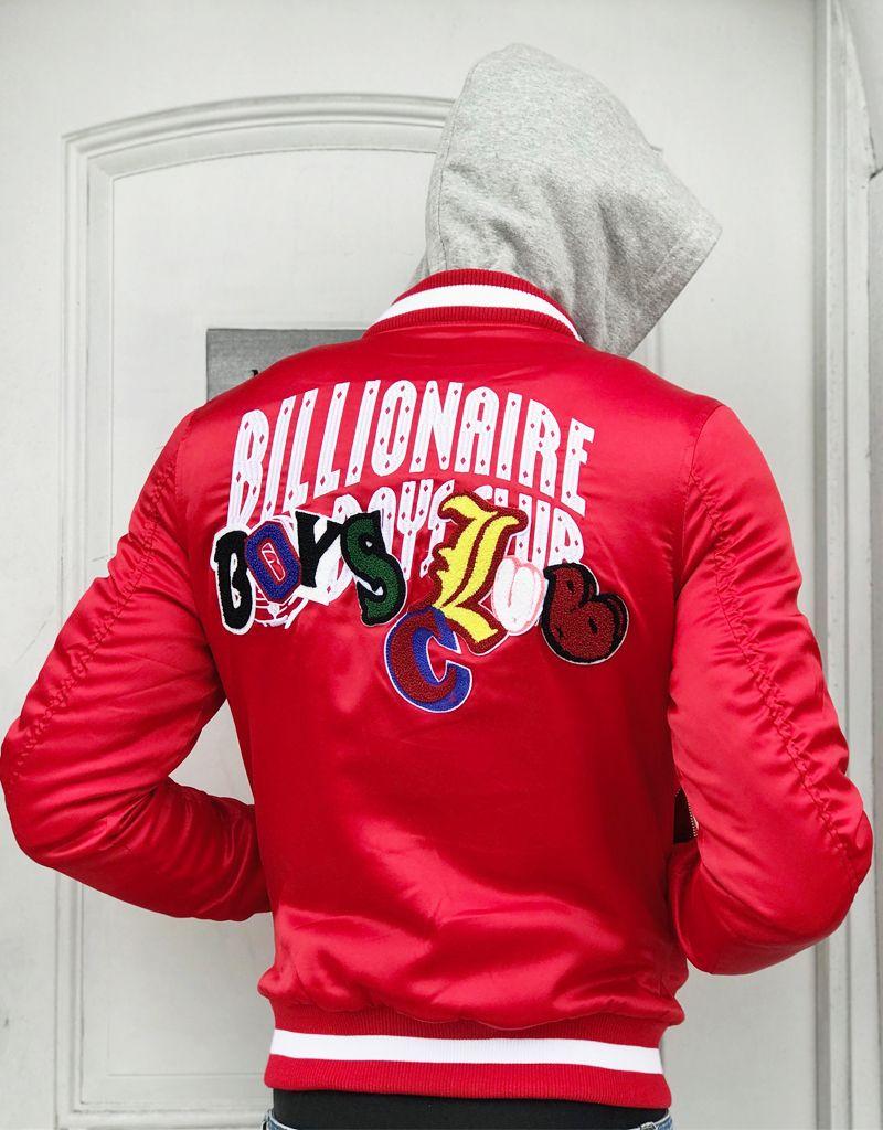 BILLIONAIRE BOYS CLUB BB SPACE WALK JACKET (REMOVABLE ZIP OFF HOOD)