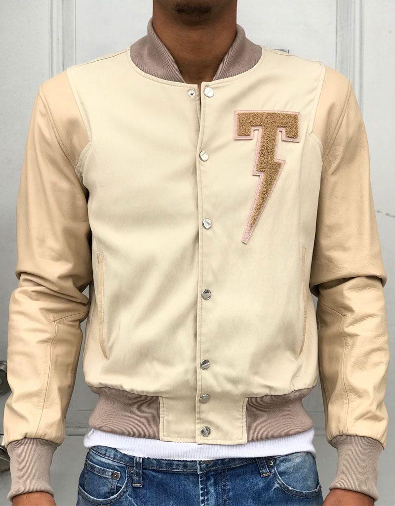 Zinfandel Thunder T Varsity Jacket Selfmade Boutique
