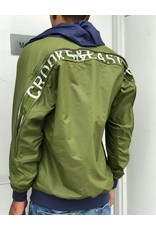 CROOKS & CASTLES REIGN TRACK JACKET