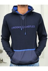 CROOKS & CASTLES IRON PULLOVER HOODIE